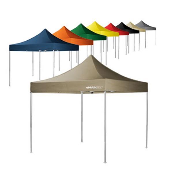 Faltzelt - Faltpavillon Steelline 3x3m ohne Druck