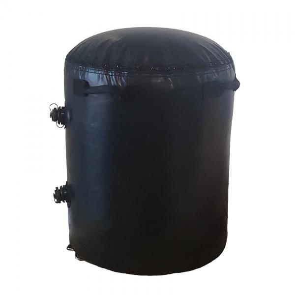 Wassertank 80L Standfuss für Dome Zelte