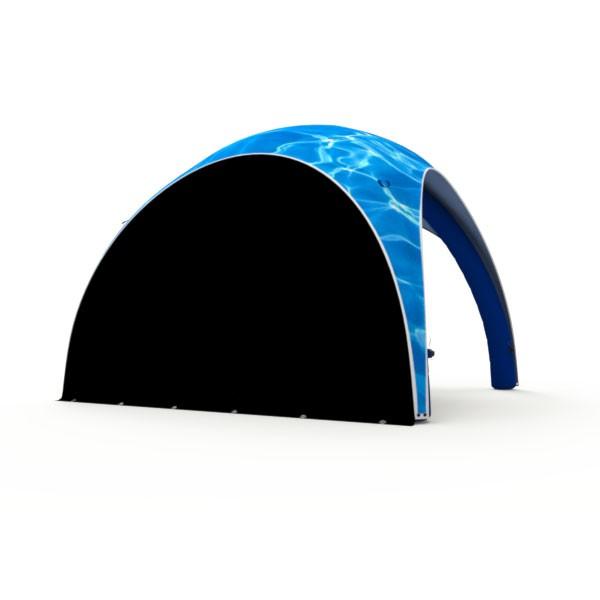 Aufblasbares Dome Zelt Seitenwände 3m